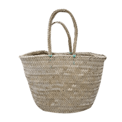Picture of JUTE BASKET PLAIN