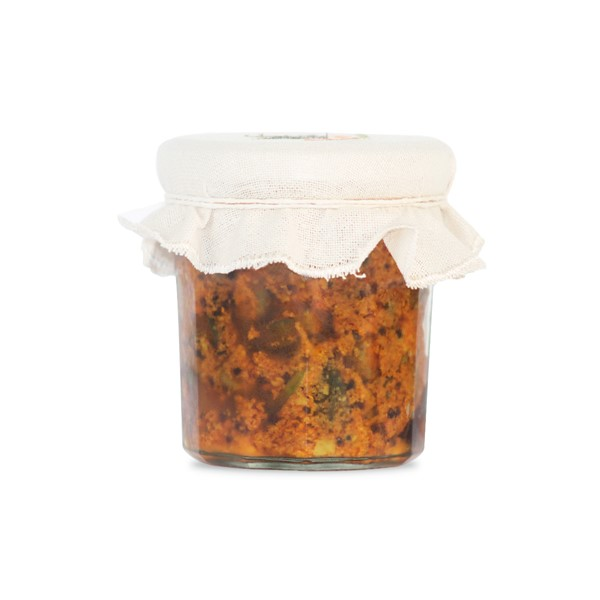 Picture of OKRA ACHAR 280GM