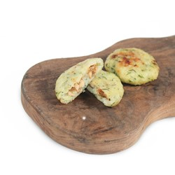 Picture of SPINACH CHICKEN RICE PATTY (12 PCS)