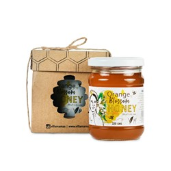 Picture of MAMA'S PURE FARM ORANGE BLOSSOM HONEY
