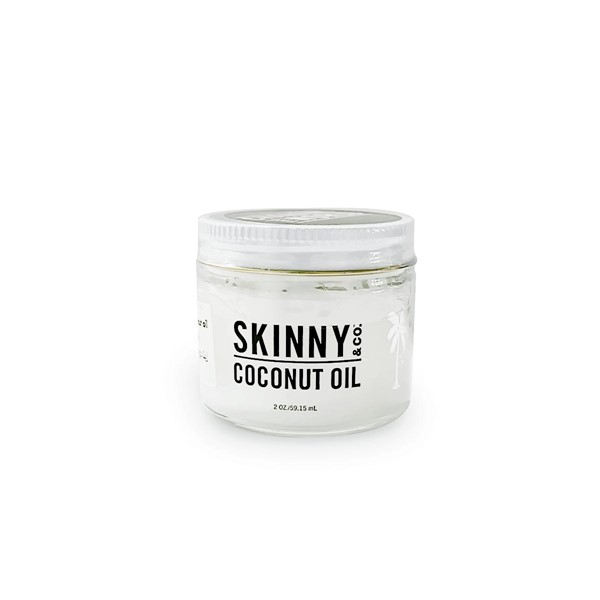 Picture of SKINNY & CO COCONUT OIL 60ML